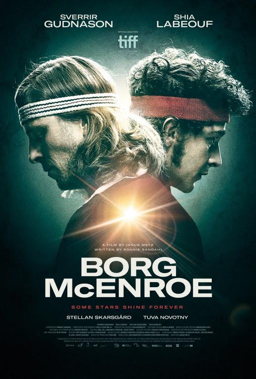 Resultado de imagem para movie poster borg mcenroe