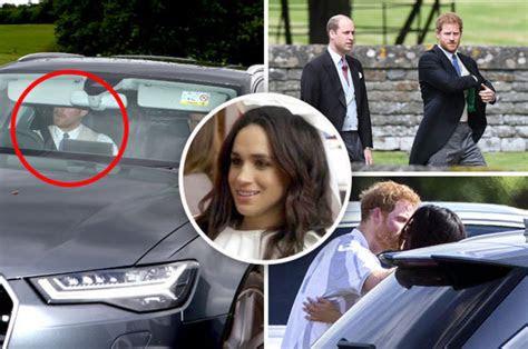 pippa middleton wedding prince harrys mile dash