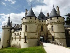 Loire Valley chateau, Chaumont-sur-Loire