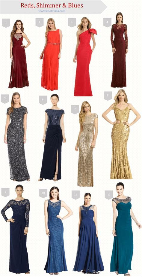 What to wear to a Formal Wedding: Long Dresses under $200