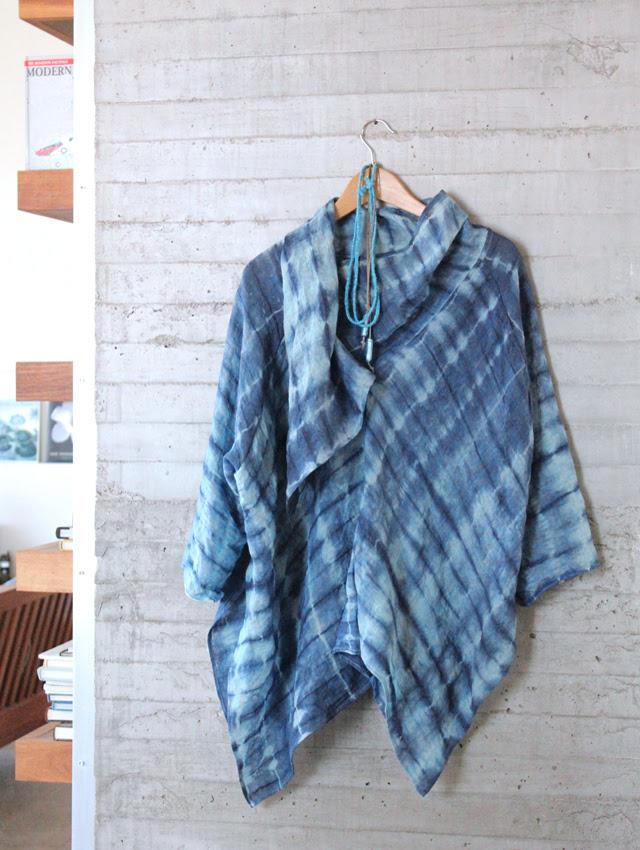 Tie-dye tunic