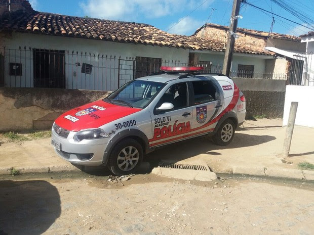 Triplo homicídio aconteceu no bairro do Bom Parto (Foto: Suely Melo/G1)
