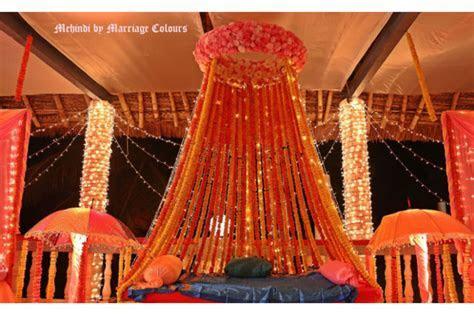 mehndi sangeet decorations   Chennai