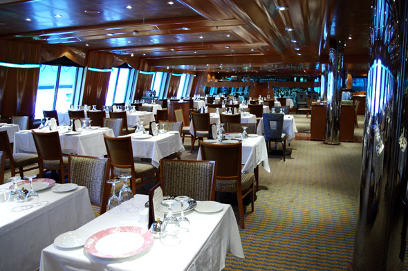 Dining Rooms On Carnival Magic