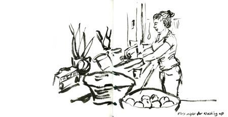 washingup