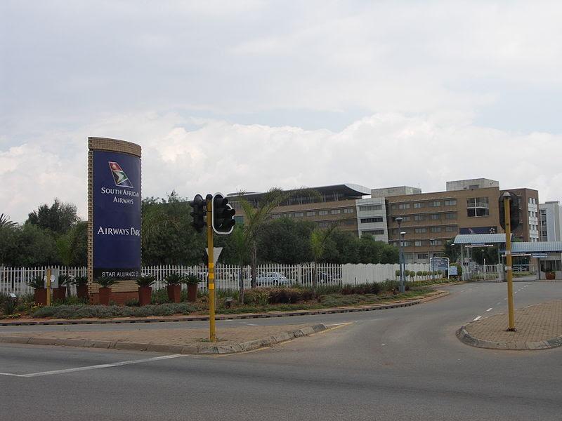 SAA's Airways Park, Johannesburg
