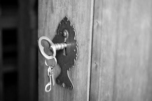 Unlock the door. Enter and be amazed. A book can unlock your mind to many adventures and mysteries. What you can experience is endless. All you have to do is pick up a book and let it perform its magic on you.
