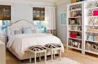 Zebra Ottomans - Contemporary - bedroom - Turquoise LA