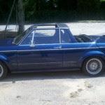 1974 2002 BMW Baur targa For Sale
