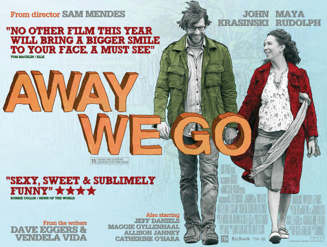 uk lifestyle blog film reviews away we go the finer things club