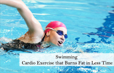 Swimming for Fat Burning