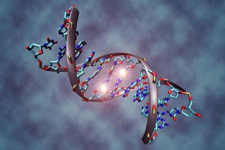 DNA lens flare