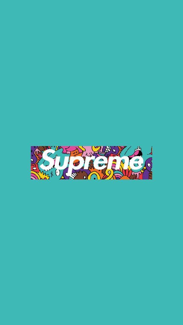 Original Sfondo Supreme - sfondo