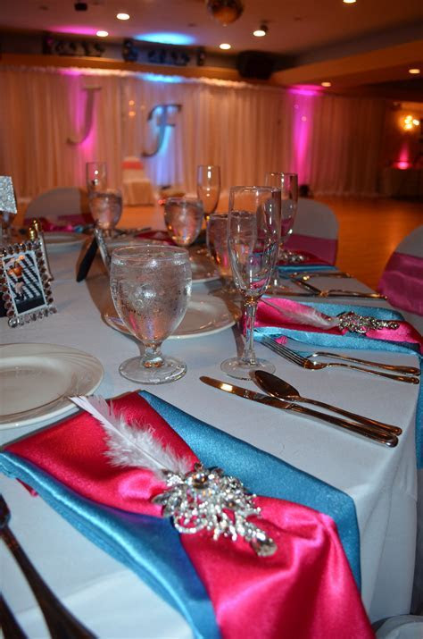 Banquet Halls in Miami   Janeen Sweet 16th