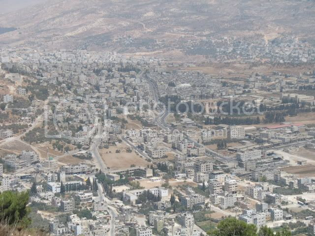 Looking at Shechem 1