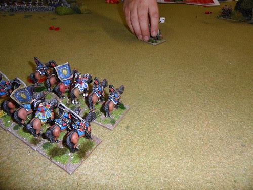 British Cavalry smashed
