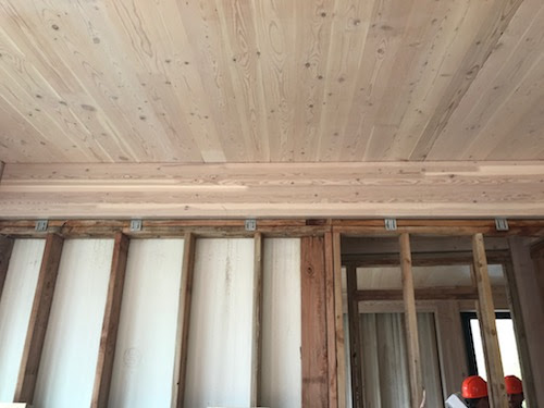 What Are The Options For Detailing Non Bearing Wood Partition Walls