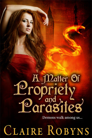 A Matter of Propriety and Parasites (Dark Matters #2)