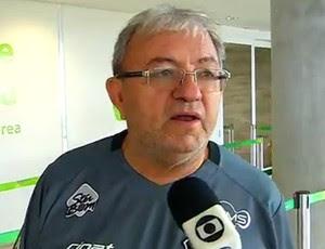 ABC - Judas Tadeu, presidente (Foto: Reprodução/Inter TV Cabugi)