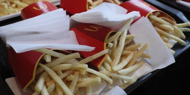 You Can Get Free Fries From McDonald's For The Rest Of The Month