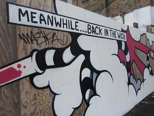 Hackney Wizzle Munch Tour