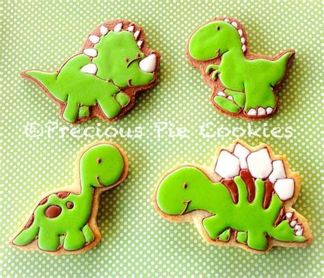 Best 25  Dinosaur cookies ideas on Pinterest   Dinasour