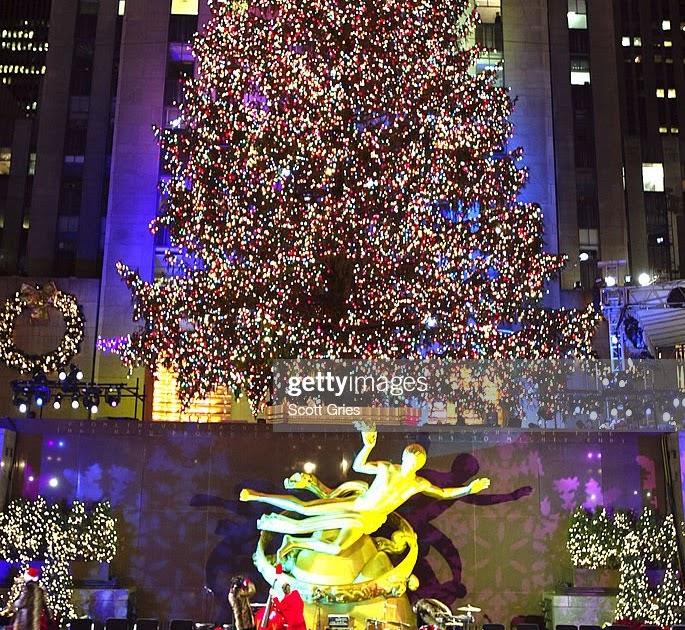 71st Annual Rockefeller Center Christmas Tree Lighting