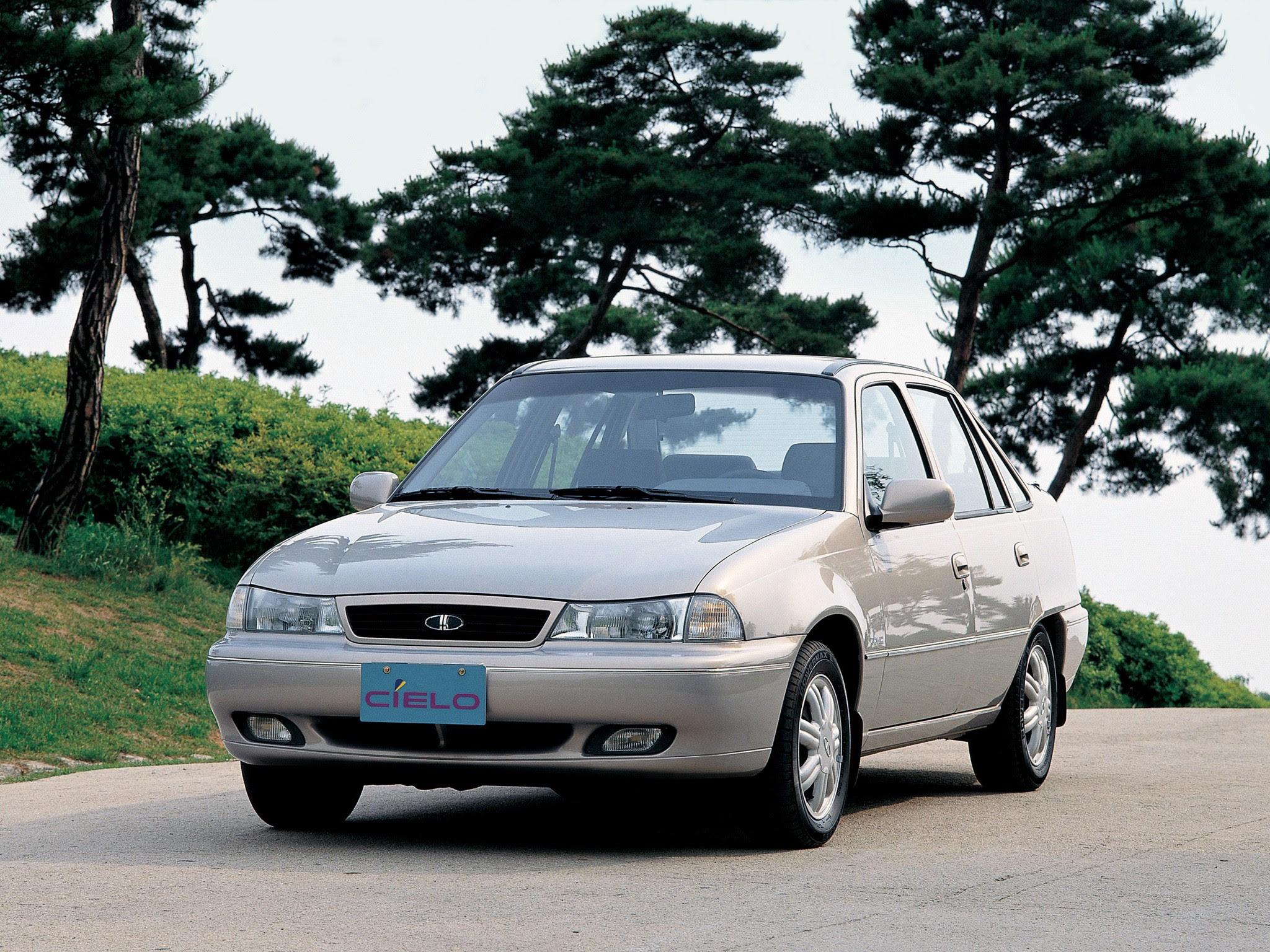 DAEWOO Cielo/Nexia - 1994, 1995, 1996, 1997 - autoevolution