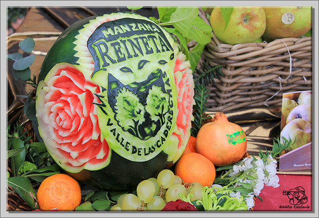 Feria de la Reineta en Cantabrana (8)
