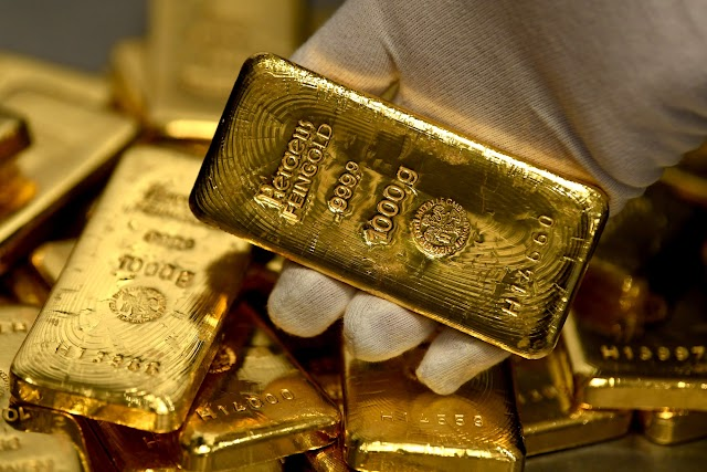 This Week Highlight - Gold Forecast in April