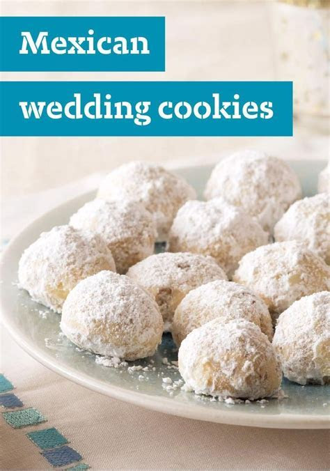 Best 25  Mexican wedding cookies ideas on Pinterest