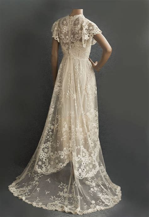 25  best ideas about Edwardian wedding dresses on