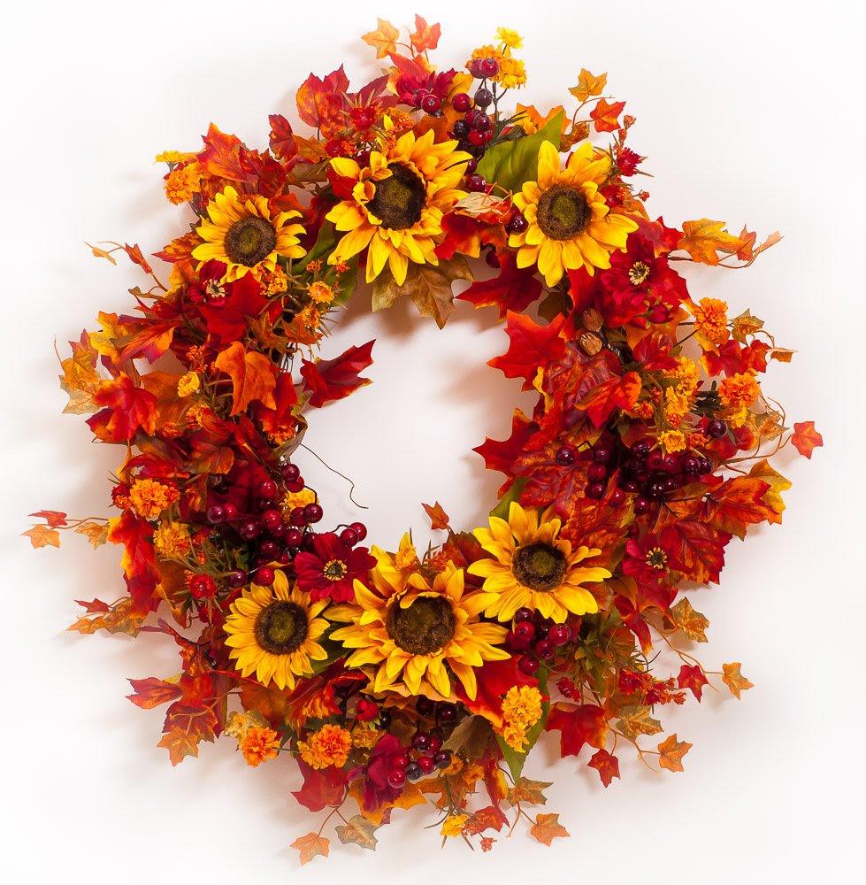 fall wreath, DIY wreath, FALL craft