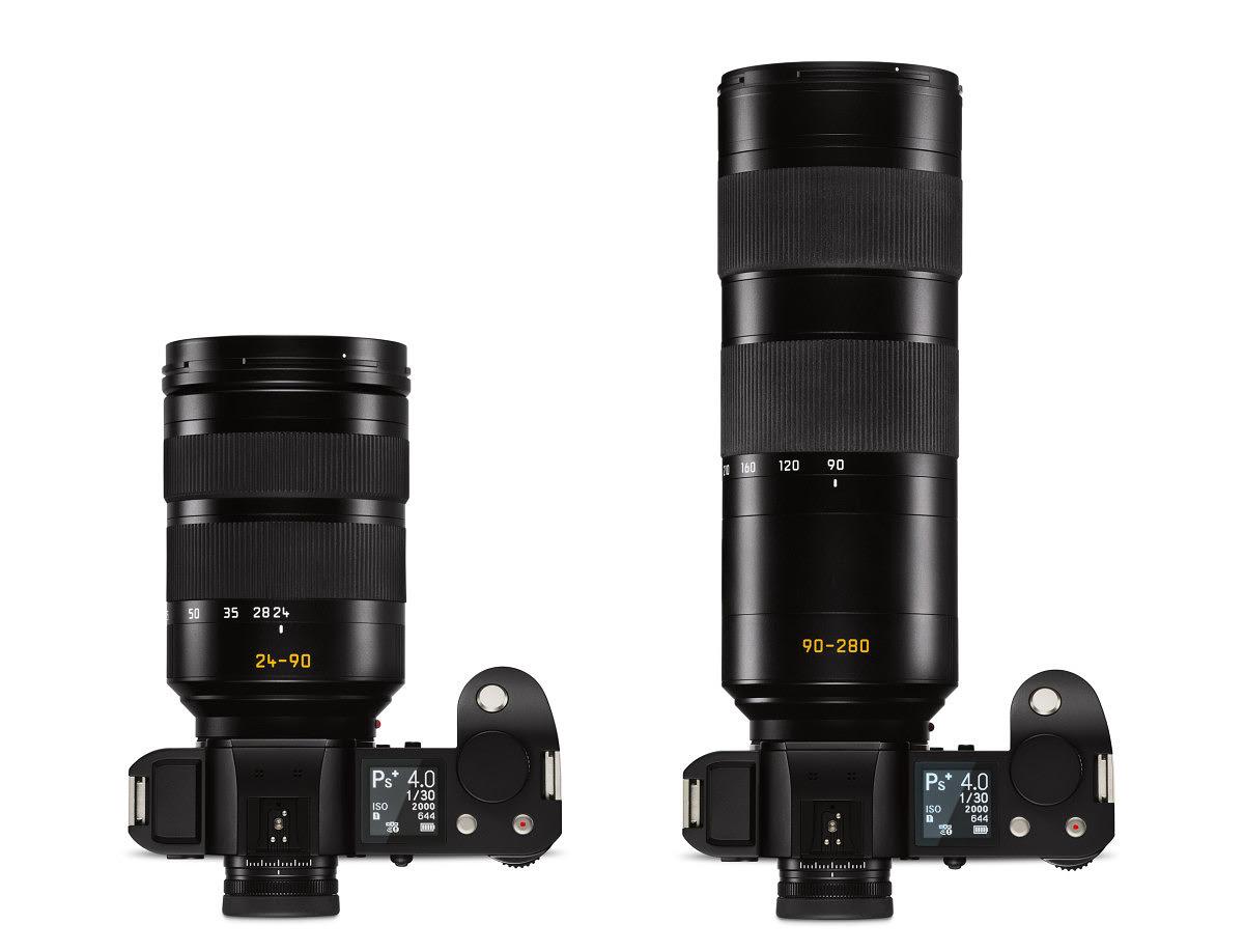 Leica SL_Lens_Comparison
