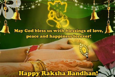 May God Bless This Precious Bond! Free Happy Raksha