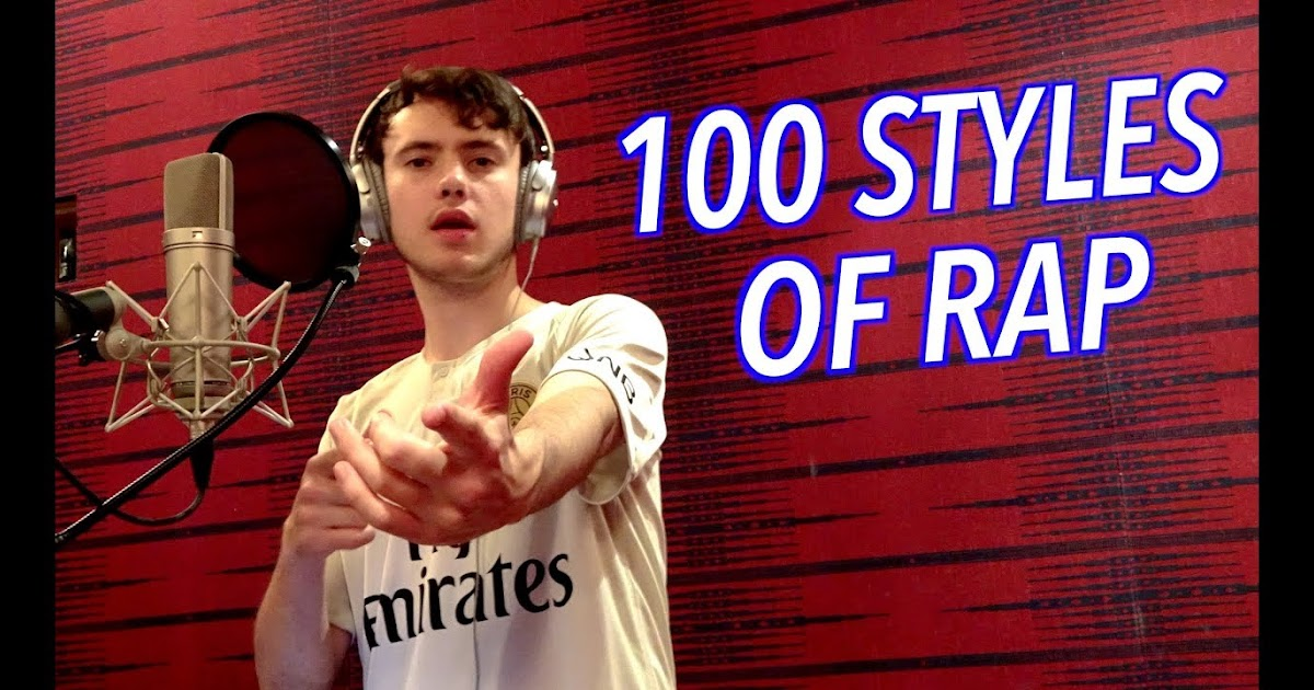 original one piece: 100 Styles of Rapping!
