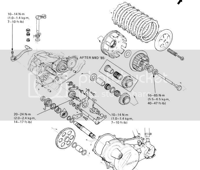 Blaster Engine Diagram