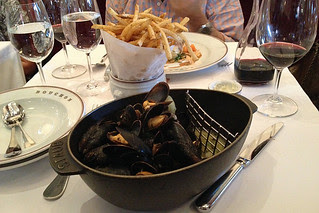 Bouchon - Mussels