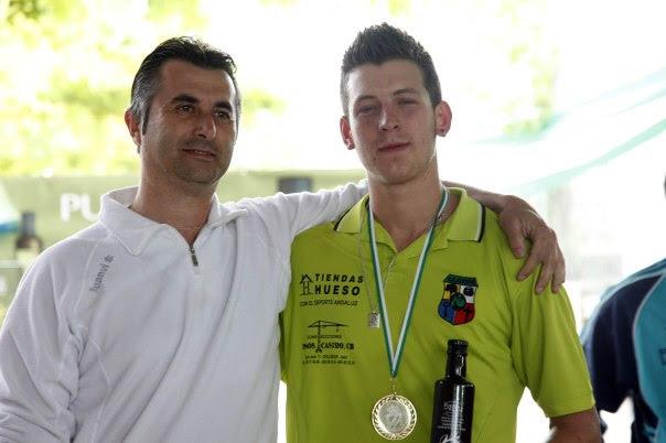 Jaime martínez campeonato andalucia bolo andaluz montaña 2013