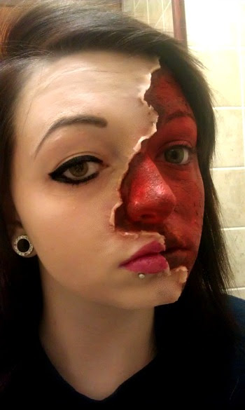 Scary Clown Face Painting Ideas Wwwimagessurecom