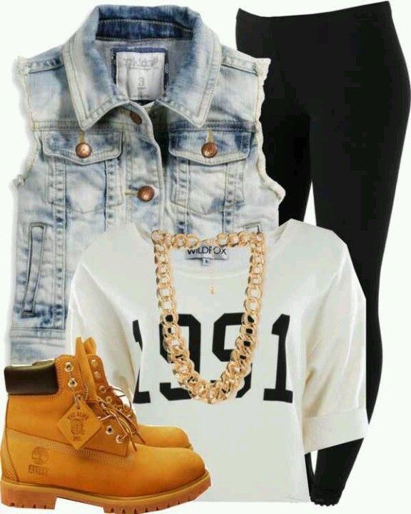 Timberland boots outfit.. new fall obsession timberlands