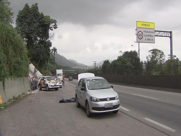 Na copa os turistas vão conhecer o verdadeiro Brasil - Canadense é assassinado na via Anchieta durante tentativa de assalto