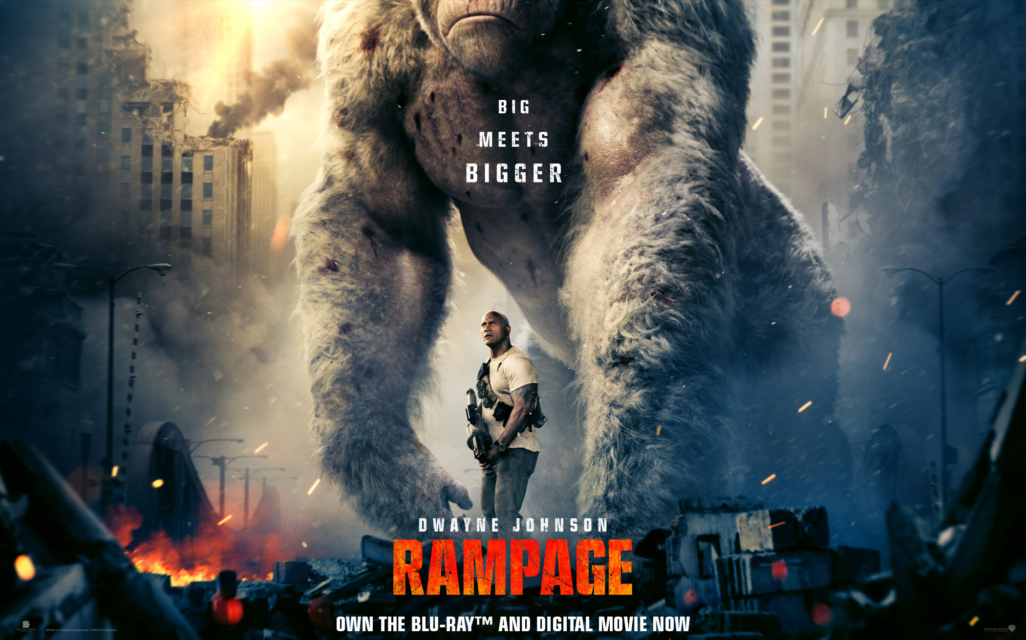Image result for rampage