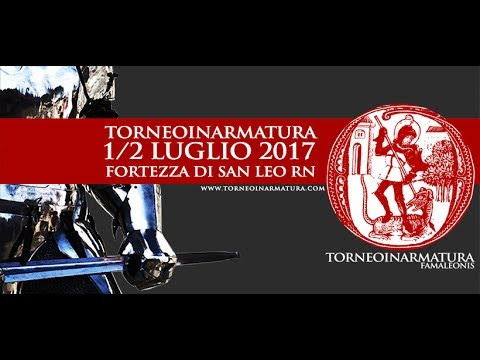Torneoinarmatura 2017 San Leo Youtube trailer