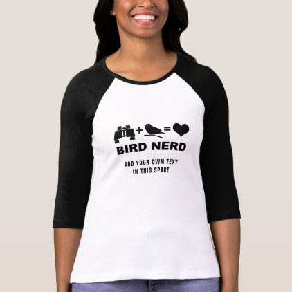 Funny Bird Nerd Birder T-Shirt