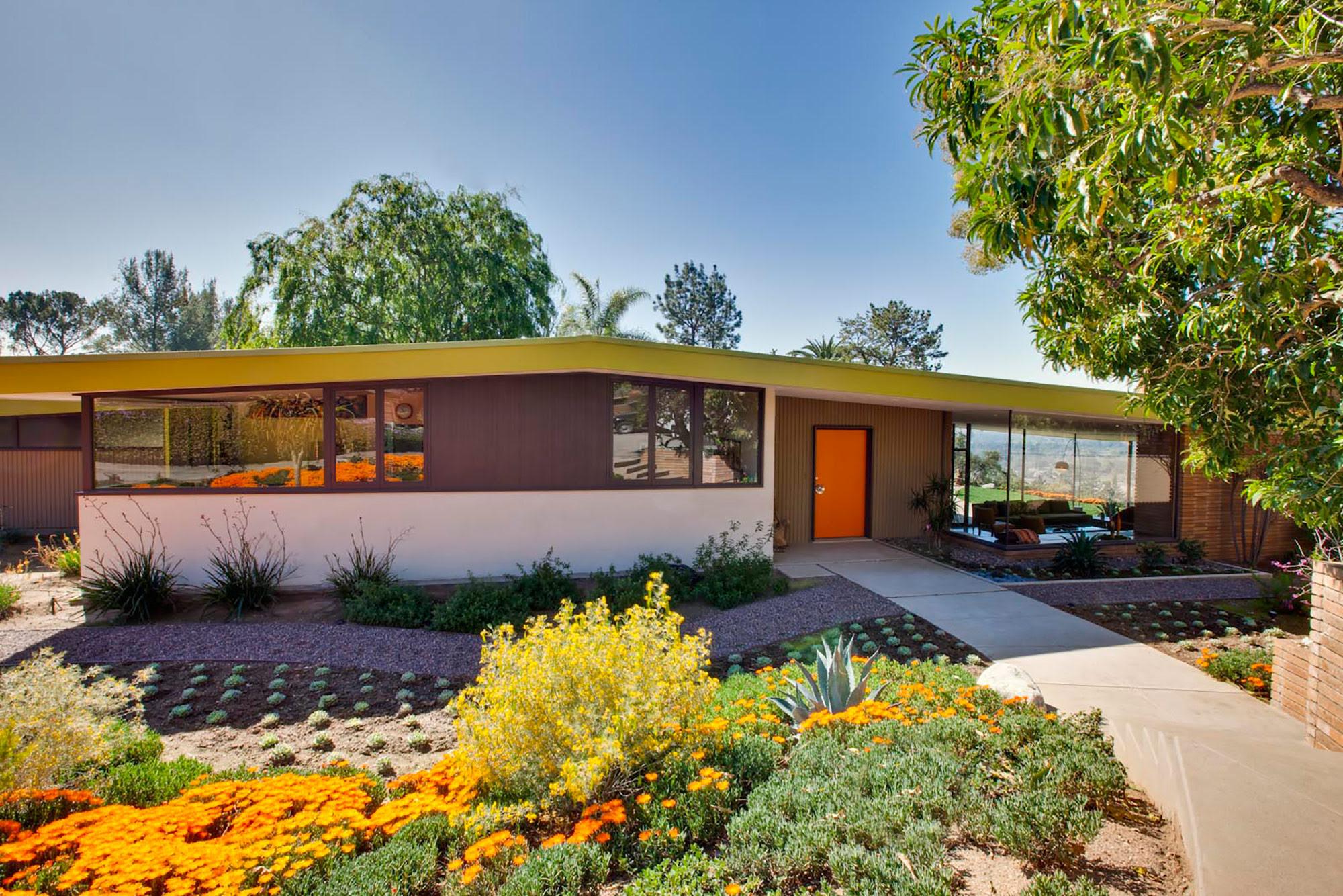 Mid Century Modern House Paint Colors - Joeryo ideas on Modern House Painting Ideas  id=28561