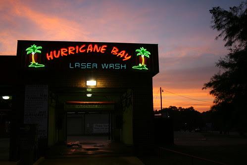 hurricane bay