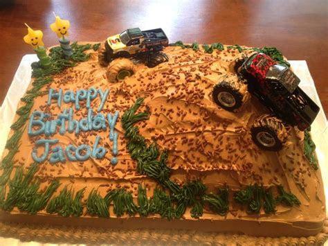 Pin Mud Bogging Jeep Cake on Pinterest