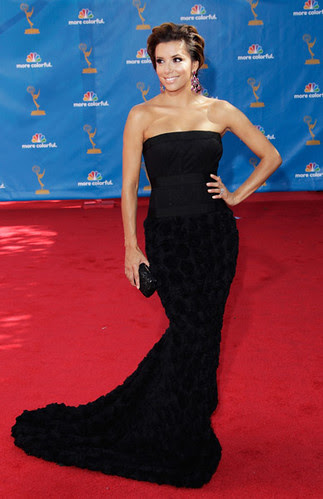 Eva Longoria Parker at the at the 62nd Primetime Emmy Awards