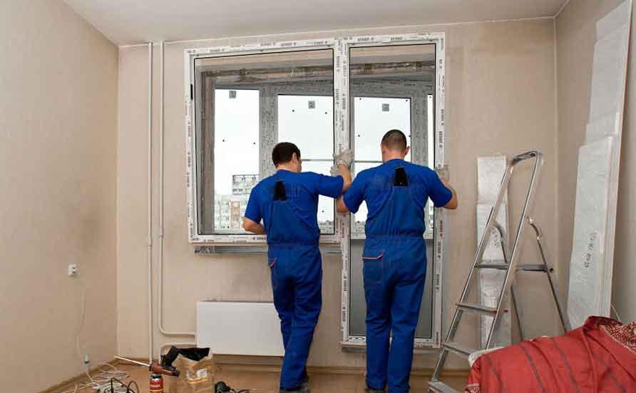 Монтаж оконных и дверных блоков тепло дома.